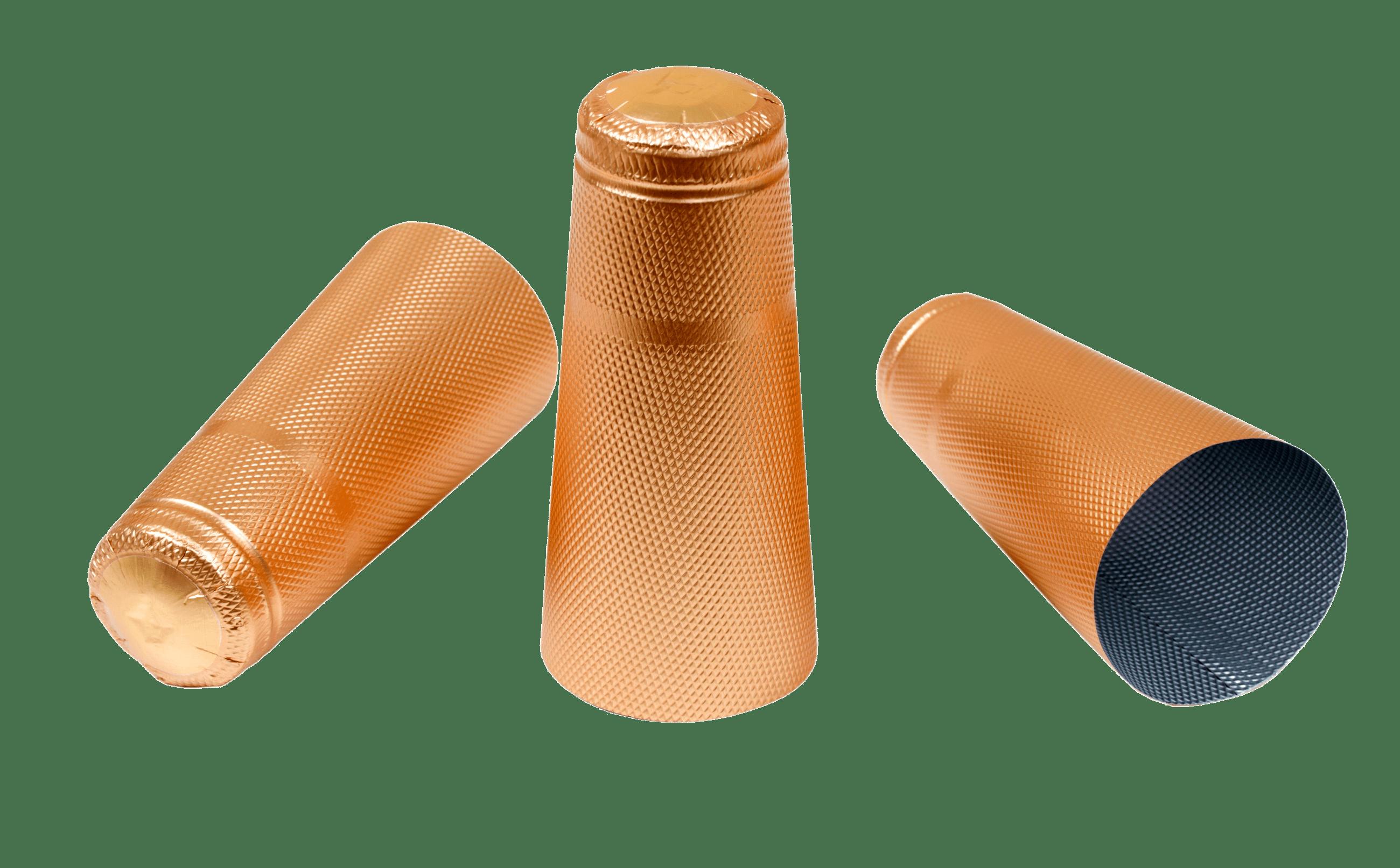ALUMICEAL® Foil Capsules